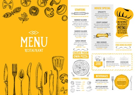 How To Design Amp Print Restaurant Menu Denver Printing Blog
